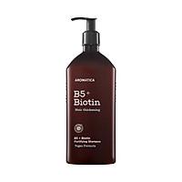 Dầu gội dưỡng tóc Aromatica B5 + Biotin Fortifying Shampoo 400ml