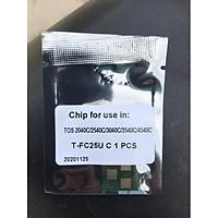 Chíp máy photocopy Toshiba E-Studio 2040C,2540C,3040C,3540C,4540C C/K/M/Y - Chíp màu xanh/đỏ/vàng/đen