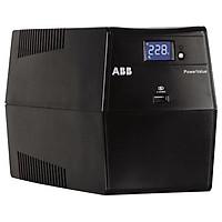 Bộ lưu điện UPS ABB POWERVALUE 11LI UP 800VA - Hàng chính hãng