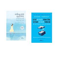 Combo 2 cuốn sách: Chẳng nhớ quá khứ, chẳng sợ tương lai  + Cư xử như người thành công, Suy nghĩ như người thành đạt