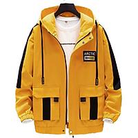 áo khoác nam phong cách hàn cá tinh HDER