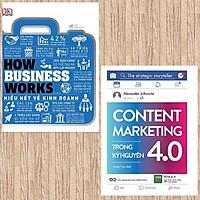 Combo 2 cuốn cẩm nang về kinh doanh cực kì hữu ích: Hiểu Hết Về Kinh Doanh + Content Marketing Trong Kỷ Nguyên 4.0