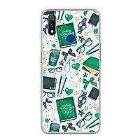 Ốp điện thoại Realme 3 Pro - 0062 DREAM04 - Silicon dẻo - Hàng Chính Hãng