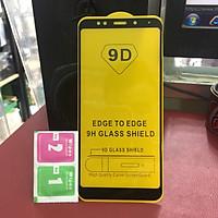 Kính Cường Lực 9D Full Màn Hình Dành Cho Xiaomi Redmi 5 Plus