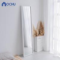 Gương Đứng Soi Toàn Thân Khung Gỗ OCHU - Mirror M - Natural/White