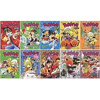Combo Pokémon Đặc Biệt (Tập 1 - Tập 10)