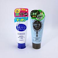 Combo Ngăn Ngừa Mụn Dành Cho Da Hỗn Hợp - Thiên Dầu Rosette Gommage + Rosette Face Wash Pasta Acne Clear