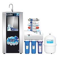Máy lọc nước Karofi 9 cấp K9I-1 có đèn UV, tủ IQ - Hàng Chính Hãng