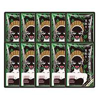 Combo 10 Miếng Mặt Nạ Tràm Trà Kiểm Soát Dầu Và Mụn SEXYLOOK Tea Tree Anti Blemish Black Facial Mask
