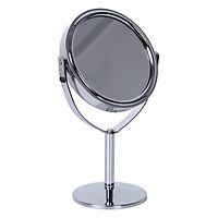 Gương Trang Điểm Tròn 2 Mặt Để Bàn