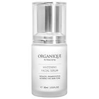 Tinh Chất Dưỡng Trắng Organique Whitening Facial Serum (30ml) - tặng kèm bông rửa mặt