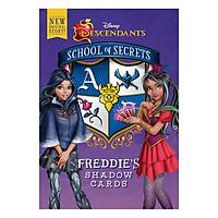 Disney Descendants: School of Secrets Series #2: Freddie's Shadow Cards