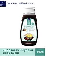 Nước Dùng Shira Dashi Nhật Bản Cao Cấp (Vị thanh) - Dashi Lab - 320g/chai