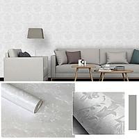 Cuộn 10m Decal gián tường - Giấy dán tường chống thấm nước có sẵn keo khổ 0.45m GDT_BTS18