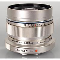 Ống Kính Olympus M.Zuiko 12mm F2.0 (Bạc) - Hàng chính hãng
