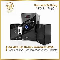 Loa Máy Vi Tính Soundmax A926 Loa Laptop Nghe Nhạc Loa Âm Thanh Để Bàn Có Dây –hàng chính hãng