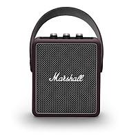 Loa Marshall Stockwell II Portable Speaker - Màu Burgundy- Hàng Nhập Khẩu