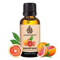 Tinh Dầu Vỏ Bưởi Aroma Works Essential Oils Grapefruit
