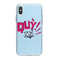 Ốp Lưng Điện Thoại Internet Fun Cho iPhone X I-001-010-C-IPX