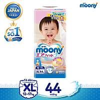 Tã dán cao cấp Moony XL44
