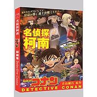 Photobook Conan bìa cứng A4 album ảnh tặng kèm poster tập ảnh tặng ảnh thiết kế Vcone