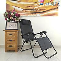 Ghế xếp thư giãn không dây thế hệ mới - chính hãng NIKITA 137