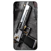 Ốp kính cường lực cho điện thoại iPhone 6 Plus/6s Plus - GOLDEN GUN MS DGDG010
