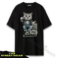 Áo thun tay lỡ form rộng STREETWEAR phông unisex nam nữ, áo thun cotton100% phong cách streetstyle HÌNH IN KO TRÓC
