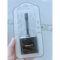 USB Hub Type C ra HDMI + USB 3.0 + PD Kingmaster KY-V125B