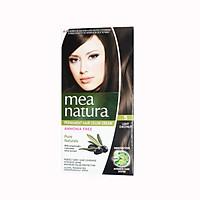 Màu nhuộm organic phủ bạc nâu đen Farcom Mea Natura 5.0 Light Chestnut (150ml)
