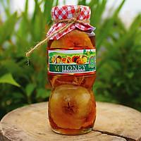 Mật ong rừng ngâm táo - bí quyết của sức khỏe & sắc đẹp từ bên trong - 200ml