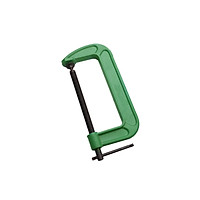 8-inch G Clamp C-Clamp Heavy Duty Cast Steel Fixation Clamp Jaw Opening Fixed Clamp T-Bar Handle for Woodworking