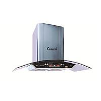 Máy hút mùi kính cong CANAVAL CA-8690G Inox, Lưu lượng hút 850m3/h 200W - Hàng chính hãng