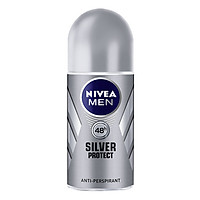 Lăn Khử Mùi Nivea Phân Tử Bạc 50ml - 83778
