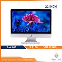 Bộ PC để bàn All in ONE (AIO) MCC4181 Home Office Computer CPU i3 4150/ Ram8G/ SSD120G/ Wifi/ Camera/ 22inch[Chính hãng]