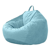 Adult/Teen Size Bean Bag Chair Cover, Kids Children Sofa Covers, Stuffed Animal Storage, In/Outdoor Gamer Beanbag