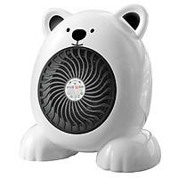 Máy sưởi mini hình con gấu - Hàng nhập khẩu