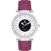 Đồng hồ nữ chính hãng Royal Crown 4611 dây da tím