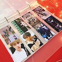 Trang SHEET LẺ CHO BINDER HÀN- 7 loại sheet 7 loại size- thích hợp đựng card KPOP, thẻ bài, Album