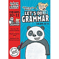 Let's do Grammar 10 - 11
