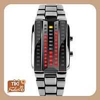 Đồng hồ dây thép không gỉ SKMEI 1013A