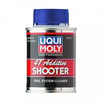 Dung dịch vệ sinh buồng đốt Liqui Moly 4T Additive Shooter 80ML