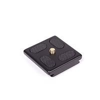 Đế plate mini gắn máy ảnh lên tripod dùng cho đầu Ballheath Q01 , Q02 , Q03 - hàng nhập khẩu