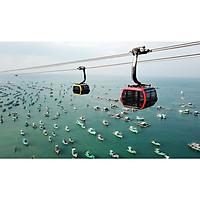 [Phú Quốc] Evoucher Combo Tour 4 Đảo+ Cáp Treo Hòn Thơm + Đi Bộ Dưới Đáy Biển Tại Công Viên San Hô Seaworld Namaste Dành Cho Người Lớn