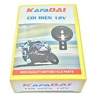 Còi điện 2A-12V KAFADAI THAILAND cho xe máy (Chịu ngâm nước)