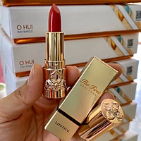 Son lì OHUI The First Geniture Lipstick Red Sample 1.3g