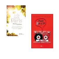 Combo 2 cuốn sách: Mối tình Paris   + Mười ba lý do