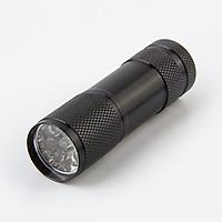 Đèn Pin UV Led cực sáng phân biệt tiền thật TMT COLLECTION Có 9 bóng pin AA Màu Đèn Sang Trọng - DG3F423