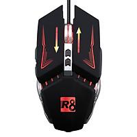 Chuột 7D Chơi Game R8 G1 LED Đa Màu DPI 3200 - Hàng Nhập Khẩu