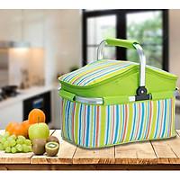 Giỏ vải đựng đồ và thực phẩm  chống thấm nước giữ nhiệt cao cấp